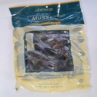 沪泽 海鲜组合 新西兰青口贝淡菜翡翠贻贝 1kg/包+智利帝王蟹皇帝蟹大螃蟹海蟹1.4-1.6kg/只