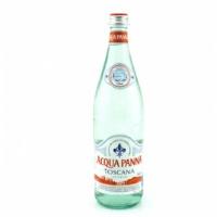 普娜(Acqua Panna)天然饮用水矿泉水(玻璃瓶)750ml 意大利进口