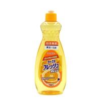 第一石碱 香橙超净洗洁精600ml 日本进口 果香 去污 洗涤灵 去油