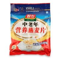 智力 中老年营养燕麦片(未添加白砂糖) 700g