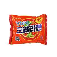 三养拉面(连包)120g*5包 韩国进口