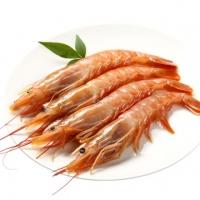 沪泽 海鲜组合 阿根廷大号红虾L1 2kg+俄罗斯北极甜虾2L号 1kg/盒 日料刺身海鲜海虾大虾