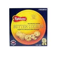 丹麦蓝罐(Kjeldsens)曲奇黄油饼干 908g 礼盒铁盒装 丹麦进口