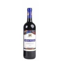 皇轩 贵族波尔多干红葡萄酒红酒(蓝牌)750ml /瓶 法国进口