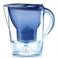 德国碧然德 Brita 过滤净水器 家用滤水壶 净水壶 Marella cool 2.4L(一壶一芯)蓝色