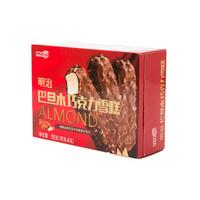 明治 巴旦木巧克力雪糕彩盒装 42g*6