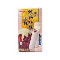 明治 炼乳红豆雪糕 64g*6