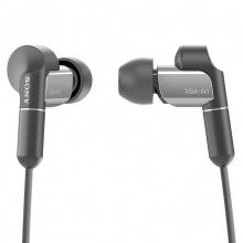 索尼 SONY XBA-N1AP Hi-Res混合驱动立体声耳机耳麦 黑色